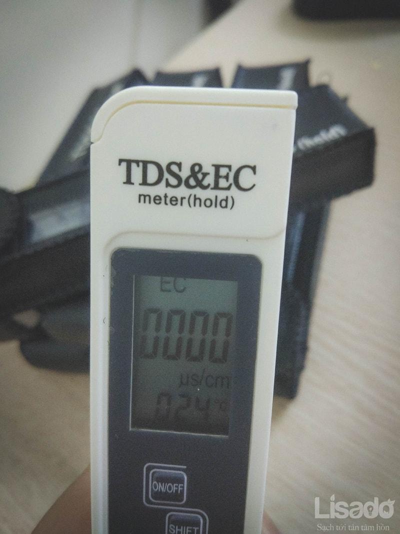 Bút đo nồng độ dung dịch thủy canh PPM