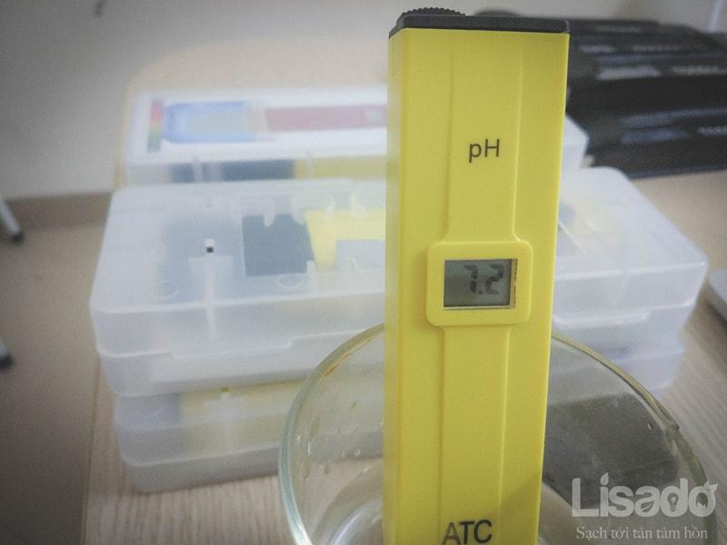 Bút đo PH của nước, dung dịch thủy canh chất lượng cao, giá tốt nhất thị trường