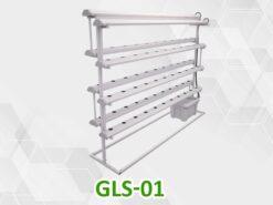 Giàn trồng rau thủy canh tay đỡ GLS-01