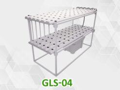 Giàn trồng rau thủy canh 2 tầng GLS-04