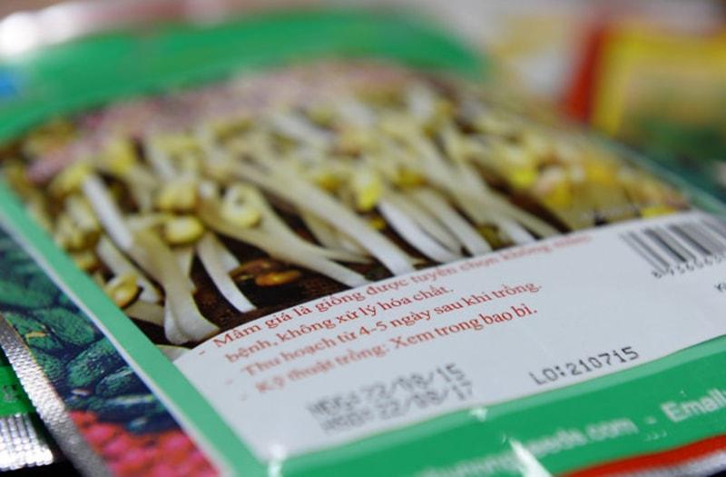 Cảnh báo tình trạng hạt giống rau kém chất lượng tràn lan trên thị trường