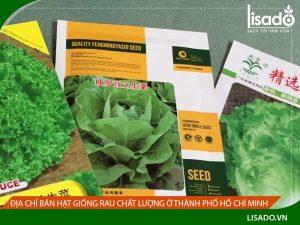 Địa chỉ bán hạt giống rau chất lượng ở Thành phố Hồ Chí Minh