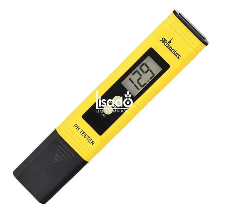 Bút đo độ pH trong dung dịch thủy canh