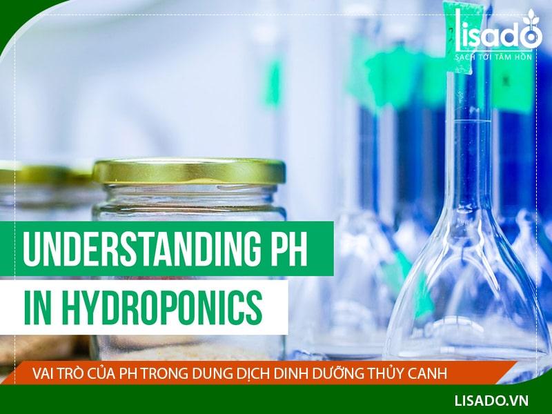 Vai trò của độ pH trong dung dịch dinh dưỡng thủy canh