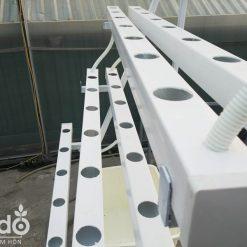Giàn thủy canh lắp ghép bán chữ A 1,2m