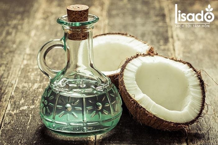 Cách bảo quản dầu dừa sử dụng được lâu nhất