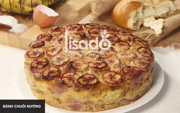 Bánh chuối nướng