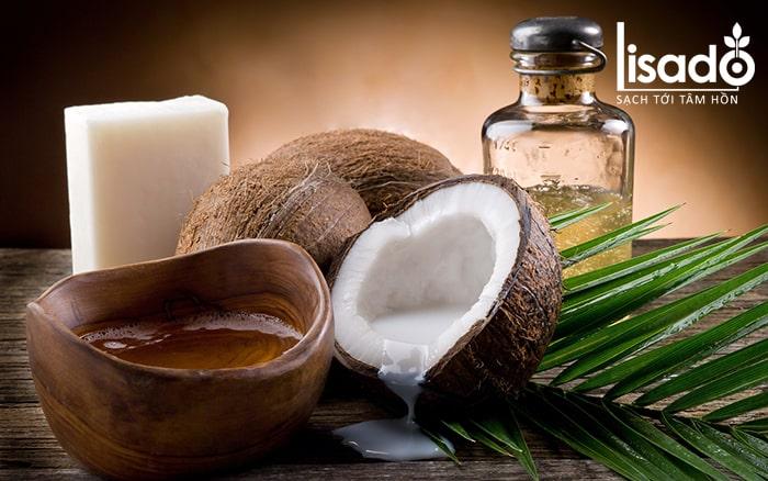 Dầu dừa - Thành phần, lợi ích, cách chế biến và bảo quản