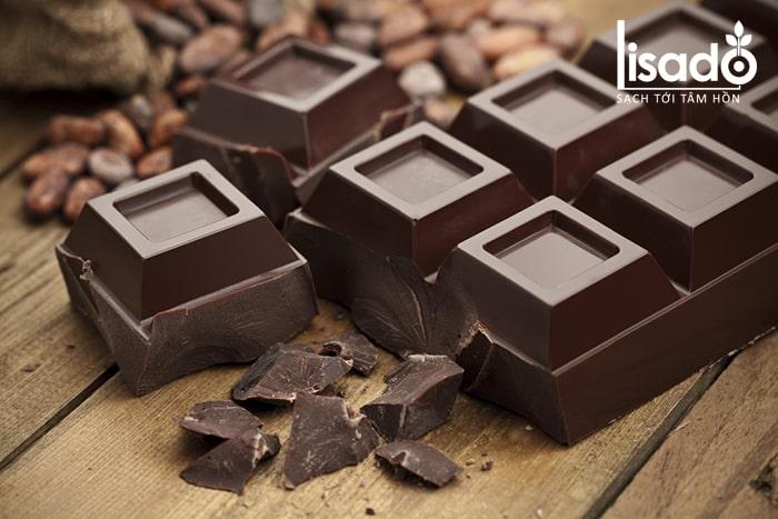 Thành phần dinh dưỡng có trong Sôcôla đen