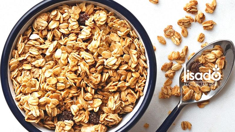 Ăn yến mạch thường xuyên là cách đơn giản để cung cấp dưỡng chất cần thiết cho cơ thể