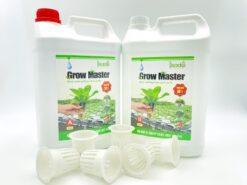 Dung dịch thủy canh Grow Master can 5 lít | Tiết kiệm đến 200k