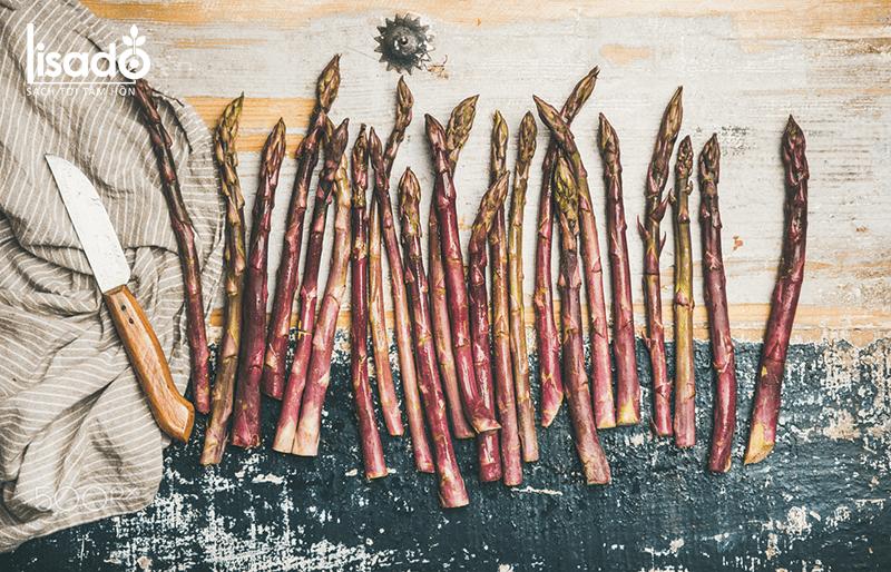 Cách trồng măng tây tím đúng kỹ thuật cho năng suất cao