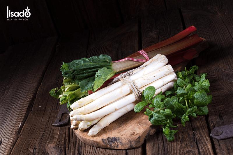 Cách trồng măng tây trắng