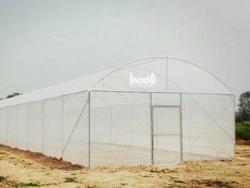 Nhà kính mái cong (mái vòm) NK-01 | LISADO VIỆT NAM