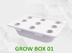 Thùng thủy canh tĩnh Grow Box 01