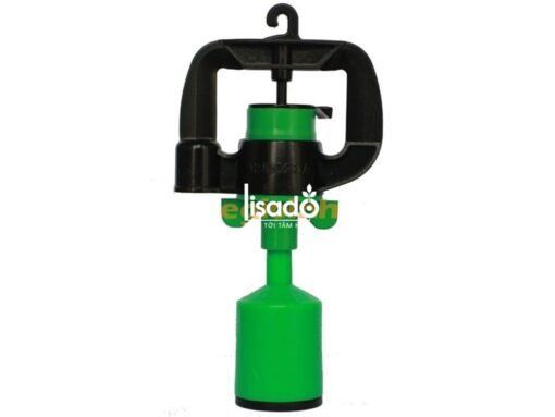 Béc tưới phun mưa cục bộ FN400 90l/h, bù áp (bán kính ngắn) nhập khẩu, giá tốt