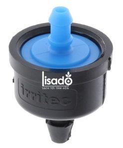Đầu tưới nhỏ giọt bù áp 7.8 l/h, đầu ngạnh – Irritec (Ý) nhập khẩu, giá tốt