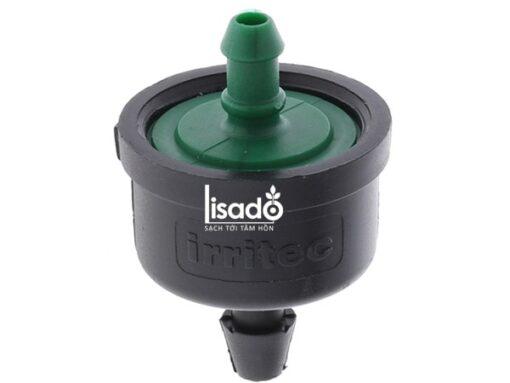 Bù áp 7.8 l/h, đầu ngạnh – Irritec (Ý) nhập khẩu, giá tốt