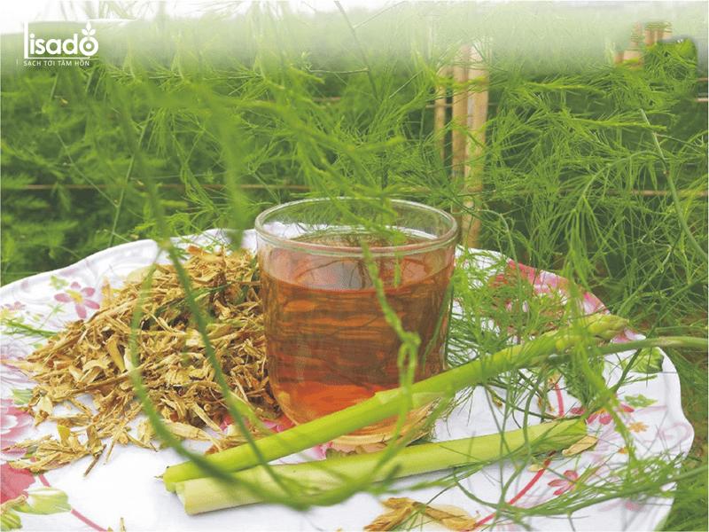Hướng dẫn cách tự làm trà măng tây đơn giản, dễ làm