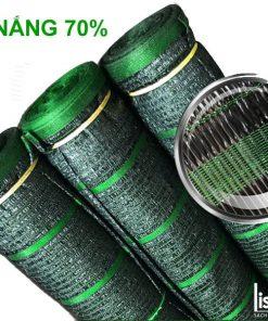 Lưới cắt nắng Thái Lan 70% khổ 3x50 mét