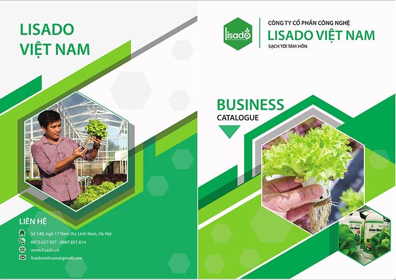 Catalogue sản phẩm Lisado Việt Nam