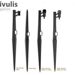 Cọc cắm gắn béc tưới Super Hammer - Rivulis (Israel)