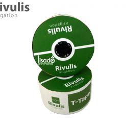 Dây tưới nhỏ giọt T-Tape phi Ø16 dày 0.3mm, khoảng cách 40cm - Rivulis (Israel)