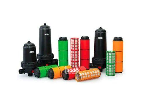 Lọc Azud Model AGL phi 60mm, 30m3/h, 150 mesh - Azud (Spain)