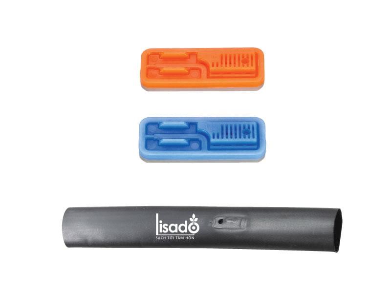 Dây nhỏ giọt bù áp Topdrip Ø12mm, k/c 30cm, dày 0,8mm – NDJ (Israel)