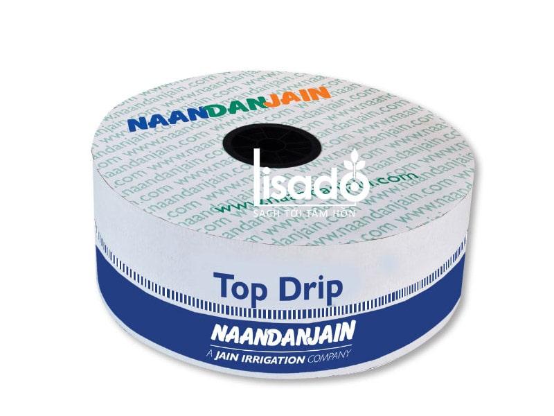 Dây nhỏ giọt bù áp Topdrip Ø16mm, k/c 33cm, dày 0,33mm – NDJ (Israel)
