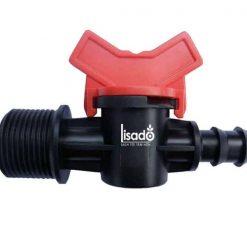 Van ống 20 x 21mm ren ngoài, giá tốt - Lisado Việt Nam