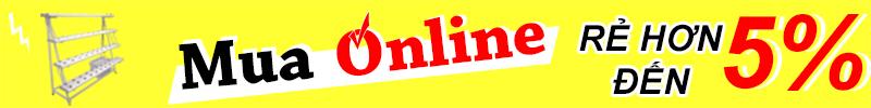 Mua giàn thủy canh online