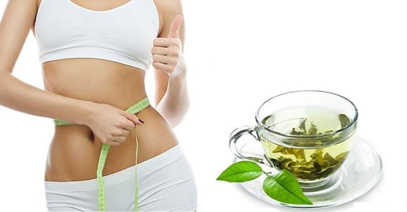 Trà xanh giúp giảm mỡ thừa, tốt cho phụ nữ béo phì